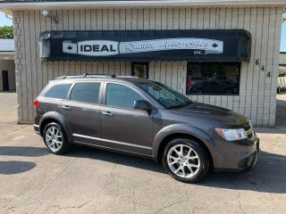Used 2014 Dodge Journey R/T for sale in Mount Brydges, ON
