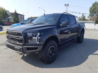 Used 2018 Ford F-150 RAPTOR for sale in Rouyn-Noranda, QC