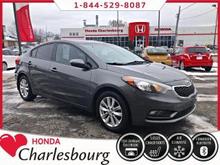 Used 2014 Kia Forte LX+***TOIT OUVRANT*** for sale in Charlesbourg, QC