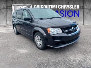 Used 2016 Dodge Grand Caravan Familiale 4 portes SXT for sale in Chicoutimi, QC