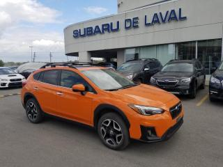 Used 2018 Subaru XV Crosstrek Limited AWD** EyeSight, Cuir, Nav** for sale in Laval, QC