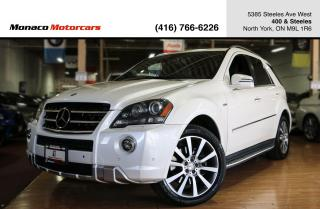 Used 2011 Mercedes-Benz M-Class ML550 4MATIC - GRAND EDITION|NAVI|BACKUP|SUNROOF for sale in North York, ON