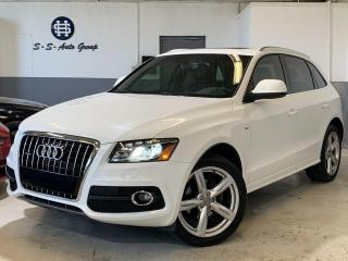 Used 2012 Audi Q5 S-LINE 3.2L V6|BLIND SPOT|PARK ASSIST|DRIVE SELECT for sale in Oakville, ON