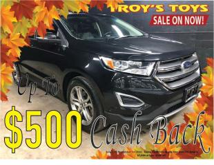 Used 2015 Ford Edge Titanium for sale in Guelph, ON