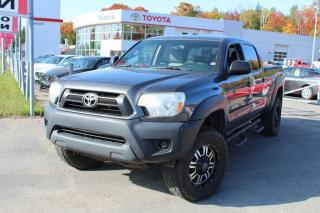 Used 2013 Toyota Tacoma 4 RM, cabine double, V6, boîte automatiq for sale in Shawinigan, QC