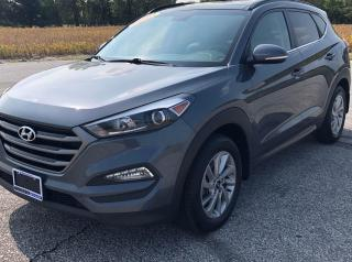 Used 2016 Hyundai Tucson Luxury for sale in Windsor, ON