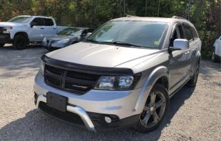 Used 2015 Dodge Journey CROSSROAD AWD CUIR TOIT 7 PASSAGERS GROS for sale in Île-Perrot, QC