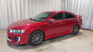 Used 2017 Mitsubishi Lancer SE LIMITED FWD MANUEL BERLINE for sale in Sherbrooke, QC