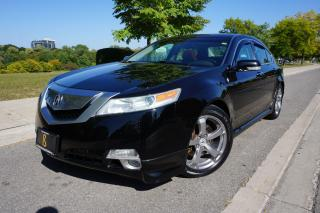 Used 2010 Acura TL A-SPEC / NO ACCIDENTS / STUNNING COMBO / LOCAL CAR for sale in Etobicoke, ON