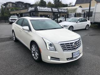 Used 2013 Cadillac XTS Premium Collection 3.6L 304HP AWD 6 SPD AUTO for sale in Langley, BC