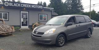 Used 2005 Toyota Sienna CE for sale in Black Creek, BC