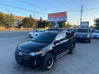 Used 2011 Ford Edge SPORT for sale in Toronto, ON