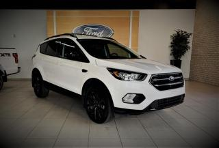 Used 2017 Ford Escape SE/AWD - GPS/CAMERA - ECOBOOST - BAS PRI for sale in Drummondville, QC