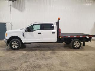 Used 2017 Ford F-350 SD XLT Crew Cab Long Bed 4WD for sale in Dundurn, SK