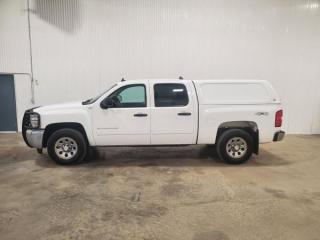 Used 2013 Chevrolet Silverado 1500 LT Crew Cab 4WD for sale in Dundurn, SK