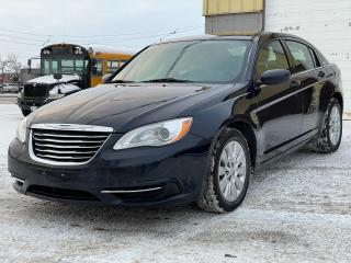 Used 2012 Chrysler 200 LX for sale in Winnipeg, MB