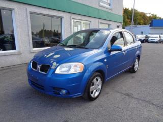 Used 2007 Pontiac Wave Berline SE 4 portes for sale in St-Jérôme, QC