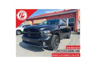 Used 2017 RAM 1500 EXPRESS 4X4 for sale in Val-D'or, QC