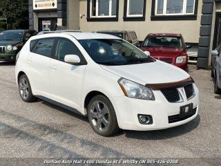 Used 2010 Pontiac Vibe AWD for sale in Whitby, ON