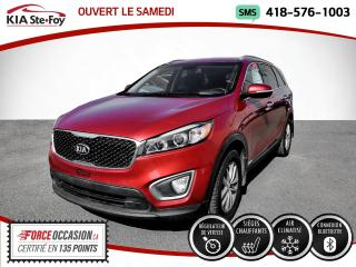 Used 2016 Kia Sorento * LX+* V6* 7 PASSAGERS* AWD* JAMAIS ACCI for sale in Québec, QC