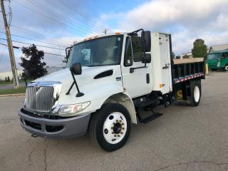 Used 2013 International 4300 Dump Truck for sale in Brantford, ON