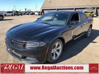 Used 2017 Dodge Charger SXT 4D Sedan 3.6L RWD for sale in Calgary, AB