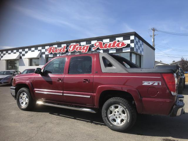 2006 Chevrolet Avalanche LTZ 4WD Leather