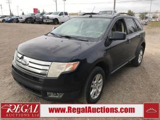 Used 2008 Ford Edge SEL 4D Utility AWD for sale in Calgary, AB