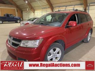 Used 2010 Dodge JOURNEY SXT 4D UTILITY RWD for sale in Calgary, AB