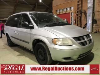 Used 2007 Dodge Grand Caravan 4D Wagon FWD for sale in Calgary, AB