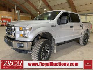 Used 2016 Ford F-150 XLT 4D CREW CAB PICKUP 4WD for sale in Calgary, AB