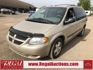 Used 2007 Dodge Grand Caravan SE 4DR WAGON FWD for sale in Calgary, AB