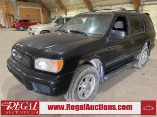 Used 2001 Nissan Pathfinder 4D Utility 4WD for sale in Calgary, AB