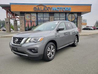 Used 2019 Nissan Pathfinder S - 7 Passenger, 4WD, Back-Up Camera, Apple Car Play for sale in Nanaimo, BC