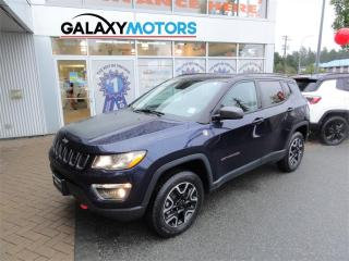 Used 2019 Jeep Compass Trailhawk for sale in Nanaimo, BC