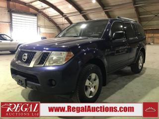 Used 2009 Nissan Pathfinder 4D Utility 4WD for sale in Calgary, AB