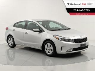 Used 2017 Kia Forte LX+ | Heated Seats | Android Auto | Apple Carplay | Rearview Camera | for sale in Winnipeg, MB