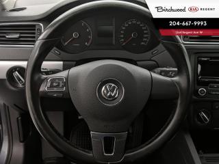 Used 2014 Volkswagen Jetta Comfortline | Sunroof | Heated Seats | Bluetooth | Cruise Control | for sale in Winnipeg, MB