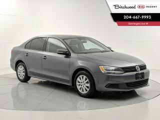 Used 2014 Volkswagen Jetta Comfortline | Sunroof | Heated Seats | Bluetooth | Cruise Control | for sale in Winnipeg, MB