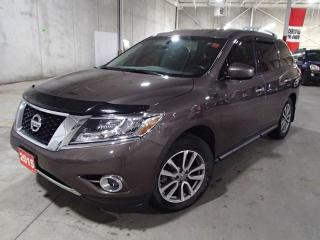 Used 2015 Nissan Pathfinder SL for sale in Nepean, ON