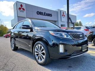 Used 2015 Kia Sorento SX for sale in Orléans, ON