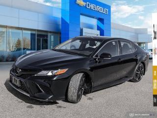 Used 2018 Toyota Camry XSE Bluetooth| Rear Vision Camera for sale in Winnipeg, MB
