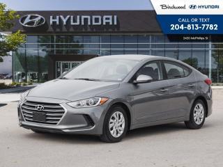 Used 2018 Hyundai Elantra LE Heated Seats Bluetooth for sale in Winnipeg, MB
