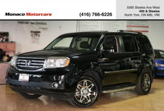 Used 2012 Honda Pilot TOURING - LEATHER|NAVI|BACKUP|SUNROOF|2xRIM&TIRES for sale in North York, ON