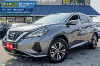 Used 2019 Nissan Murano SV for sale in Guelph, ON