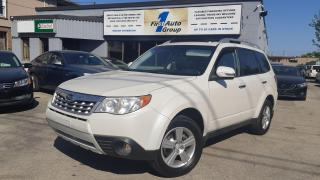 Used 2013 Subaru Forester X Convenience for sale in Etobicoke, ON