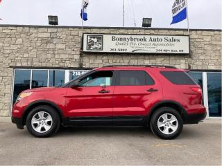 Used 2012 Ford Explorer Tow package 7 Passenger for sale in Calgary, AB