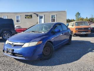 Used 2006 Honda Civic LX Sedan AT for sale in Stittsville, ON