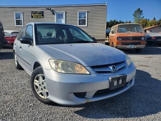 Used 2005 Honda Civic DX Sedan for sale in Stittsville, ON