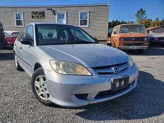 Used 2005 Honda Civic DX Sedan for sale in Stittsville, ON